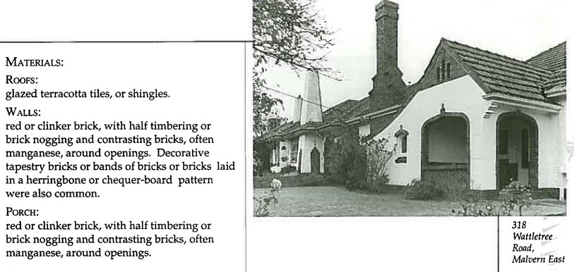 Old English style