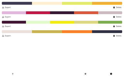 Pigments - Color Scheme Generator screenshots 15