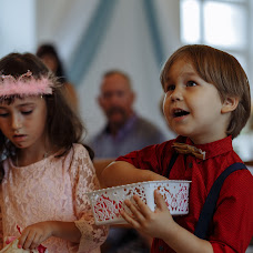 Wedding photographer Milana Sharipova (adelimila). Photo of 01.09.2018