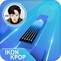 IKON Piano Tiles icon