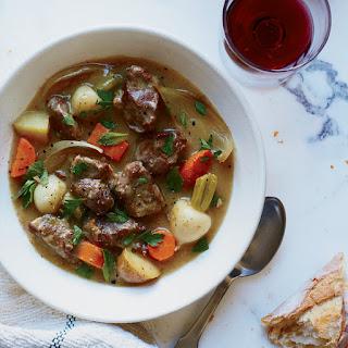 Irish Lamb and Turnip Stew