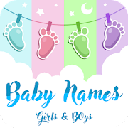 10.000+ Baby Names for Boys and Girls 2019