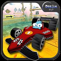 Скачать Cartoon Racing [Premium]