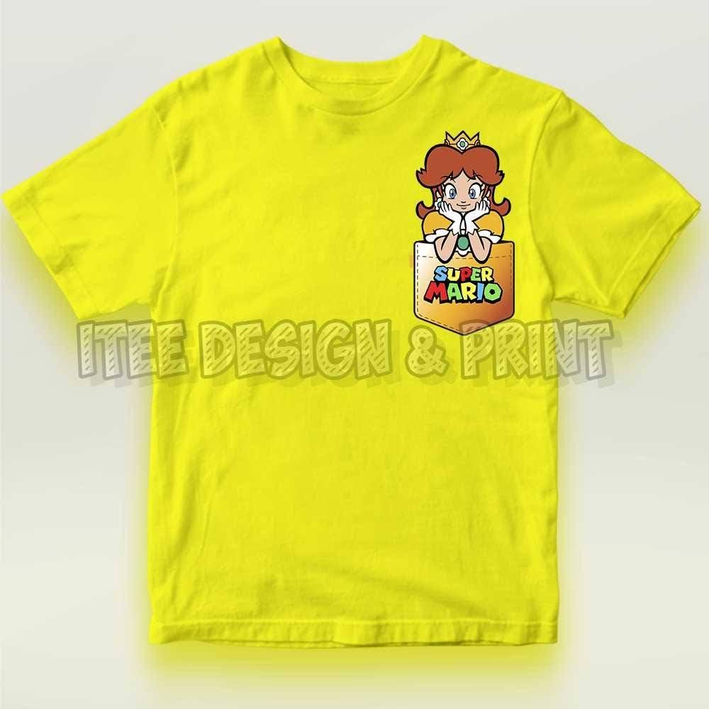Princess Daisy Pocket Tee