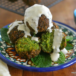 The Best Falafel I've Ever Made!