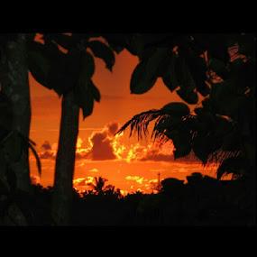 #Sunset #Manado by Darnell Pantow - Instagram & Mobile Instagram