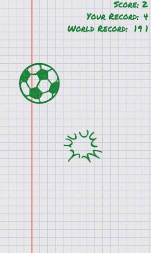 Juggle the Doodle screenshot 3