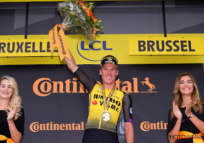Teunissen kan amper geloven dat hij rit wint in de Tour