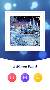Magic Paint – Color by number & Pixel Art Apk Download For Android 8