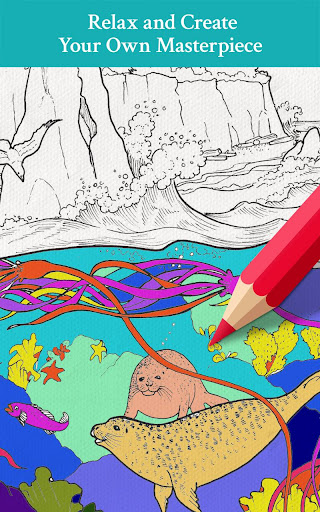 Adult Coloring Books - Free