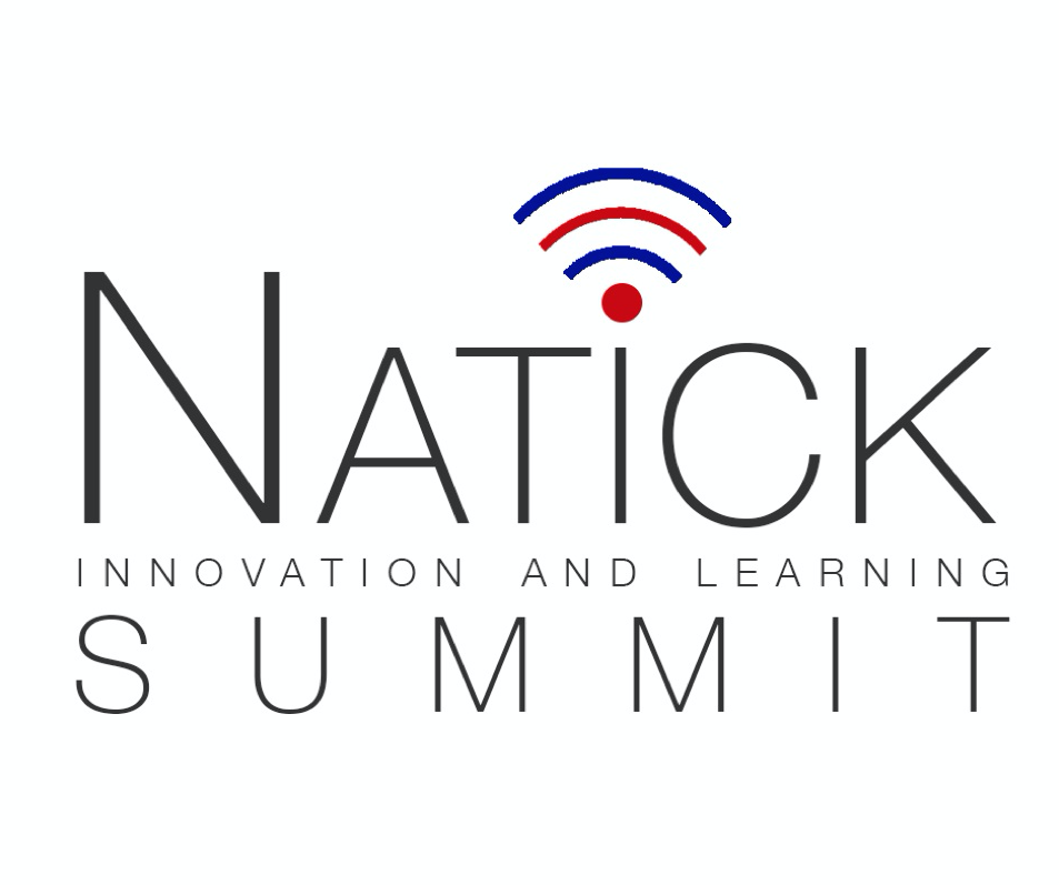 Logo for the Natick Innovation and Learning Summit (NILS)