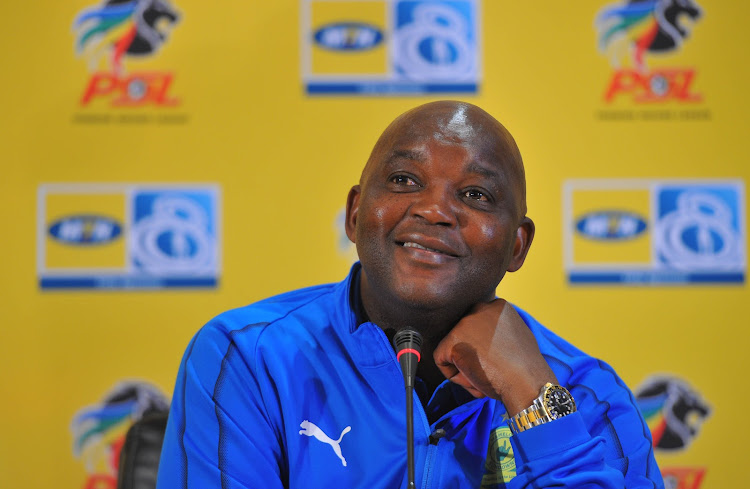 Pitso Mosimane once said he will sign his last contract as a coach with Mamelodi Sundowns.