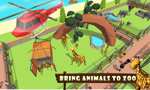 Download Zoo Craft : Blocky World Construction & Builder on