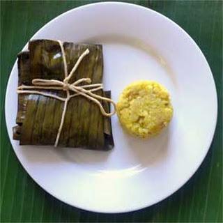 Filipino Tamales na Dulong