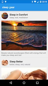 sleep gear v1.0.1