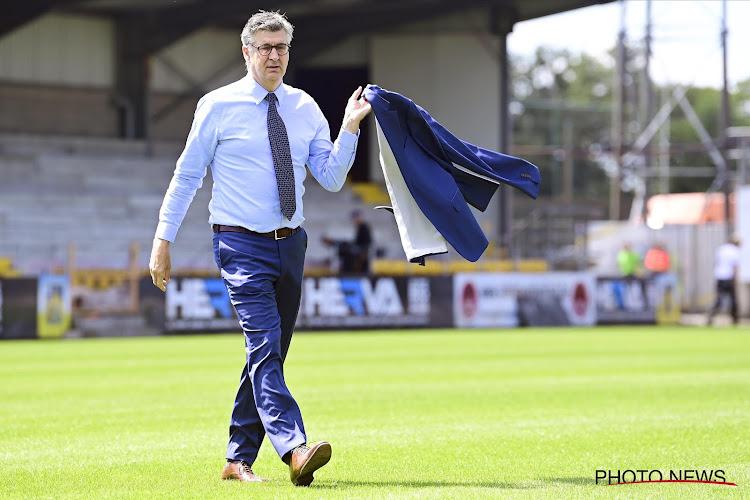 """Wim Van Hove (Westerlo) legt zich niet zomaar neer bij uitkomst Pro League: """"We zullen er alles aan doen om onze rechten te vrijwaren"""""""