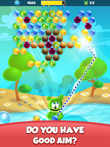 Gummy Bear Bubble Pop - Kids Game apktram screenshots 8