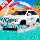 Beach Water Car Surfer Jeep  Driving Sim Android APK Download Free By Eclectic Games