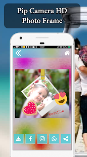 Download PIP photo frame editor 2017 For PC Windows and Mac apk screenshot 7