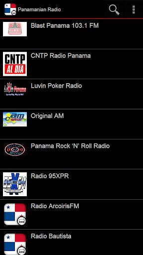 Panamanian Radio