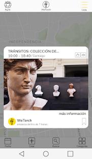 WeTorch - náhled