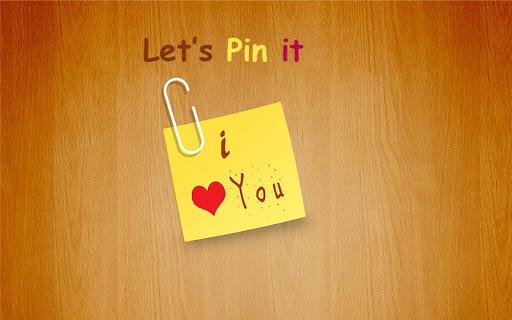 Let's Pin it - Solo Theme