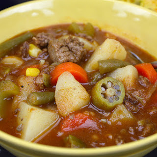 Vegetable Beef Soup With Tomato Juice Recipes