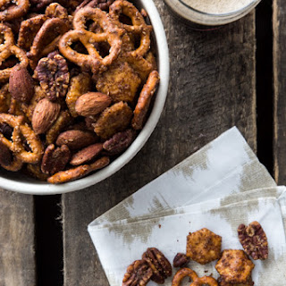 Sweet Spicy Snack Mix Recipes