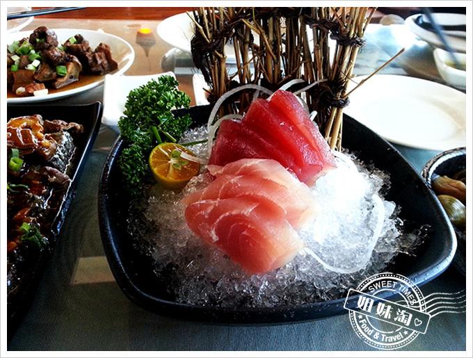 小紅食堂生魚片