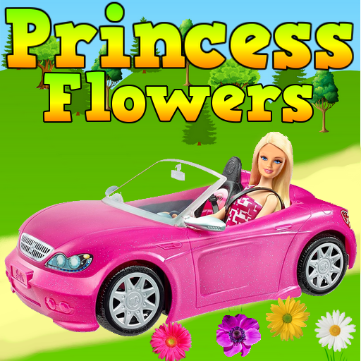 (New) Collect The Most Flowers With Prencess  screenshots 1