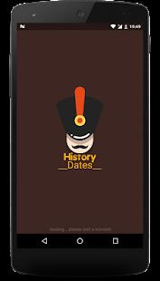 История History Dates - náhled