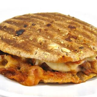 Skinny Breakfast Pizza Melt Recipe