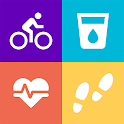 Health Pal - Fitness, Weight loss coach, Pedometer icon