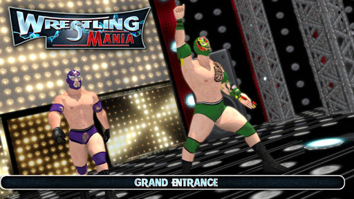 WRESTLING MANIA : WRESTLING GAMES & FIGHTING 2.0 screenshots 1