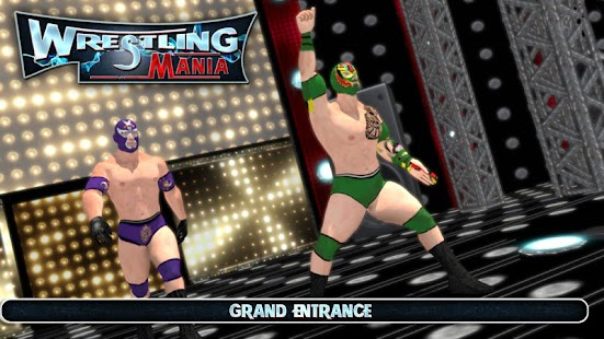 WRESTLING MANIA : WRESTLING GAMES & FIGHTING - náhled