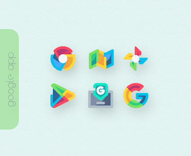 CHIKI Icon Pack 1.2 Patched 1