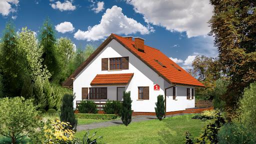 projekt Dom przy Cyprysowej