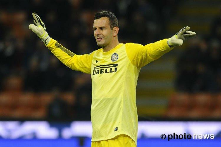 L'arrêt splendide du gardien de l'Inter