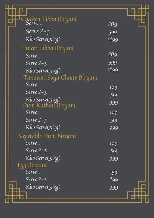 Nosh By Bowls & Boxes menu 3