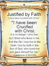 "Photo: Justified by Faith ~ Our Identification with Jesus Christ...''I have been crucified with Christ.'' Galatians 2:20 ESV. CROSS, CROWN and Scroll.  Praying Scripture  Pray With Me: Developing A Culture Of Prayer...  A Transforming Prayer to Grasp the Implications of Our Identification with Jesus Christ ~ ""I have been crucified with Christ. It is no longer I who live, but Christ who lives in me. And the life I now live in the flesh I live by faith in the Son of God, who loved me and gave himself for me."" – Galatians 2:20  https://sites.google.com/site/theinspirational/praying-scripture-a-prayer-for-the-faith-to-forgive-genesis-50-19b-21a/null/a-prayer-for-your-family-and-the-fathers-of-our-nation-and-these-words-that-i-command-you-today/a-prayer-to-meditate-in-the-scriptures-this-book-of-the-law-shall-not-depart-from-your-mouth/a-prayer-to-put-away-sinful-practices-now-therefore-fear-the-lord-and-serve-him-in-sincerity-and-in-faithfulness/a-prayer-for-an-unsaved-friend-or-a-professing-christian-lacking-the-fruit-of-salvation-romans-9-1-3-10-1-2/a-prayer-to-worship-god-more-fervently-oh-the-depth-of-the-riches-and-wisdom-and-knowledge-of-god/a-prayer-that-we-might-benefit-from-personality-conflicts-let-love-be-genuine-abhor-what-is-evil/a-prayer-to-be-separate-from-the-fleshly-sins-of-the-world-beside-this-you-know-the-time/a-prayer-that-our-enemies-be-brought-to-justice-my-heart-exults-in-the-lord-my-strength-is-exalted-in-the-lord/a-plea-for-faithfulness-in-prayer-moreover-as-for-me-far-be-it-from-me-that-i-should-sin-against-the-lord/a-prayer-for-purity-of-motive-do-not-look-at-his-appearance-or-the-height-of-his-stature/a-prayer-that-gives-god-praise-the-lord-is-my-rock-and-my-fortress-and-my-deliverer-my-god/a-prayer-that-we-might-cease-struggling-and-simply-let-god-be-god-if-i-find-favor-in-the-eyes-of-the-lord/a-prayer-that-we-might-believe-that-all-we-need-is-in-christ-he-god-is-your-source-of-life-in-christ-jesus/a-prayer-that-we-might-not-be-ashamed-at-the-judgment-seat-of-christ-each-one-s-work-will-become-manifest/a-prayer-for/a-prayer-for-those-who-are-about-to-lose-heart-and-fall-into-the-lure-of-sin-god-is-faithful/null/null/a-prayer-that-our-hearts-might-be-open-to-hear-the-word-of-the-lord-for-ezra-had-set-his-heart-to-study/null/a-prayer-that-we-might-see-the-importance-of-our-place-in-god-s-plans-who-knows-whether-you-have-not-come-to-the-kingdom-for-such-a-time-as-this/null  LATEST; https://sites.google.com/site/theinspirational1/"