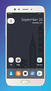 Launcher for OPPO F3 - náhled
