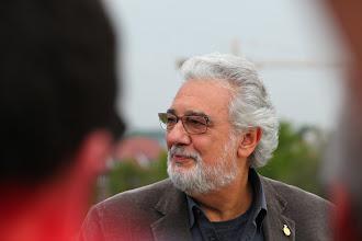 Photo: PLACIDO DOMINGO LIVE in Poznań 2014 fot. DeKaDeEs