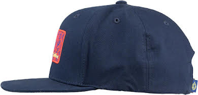 Salsa Gravel Icons Trucker Hat - Blue, Red, Yellow, One Size alternate image 2