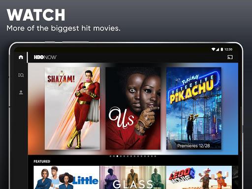 HBO NOW: Stream TV & Movies screenshot 15
