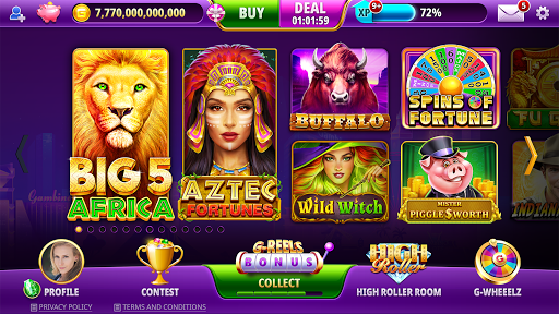 Gambino Slots: Free Online Casino Slot Machines 2.90.3 screenshots 24