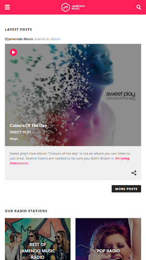 Jamendo Music screenshot 7