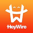 GoHeyWire Text FREE Texting icon