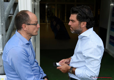 """Michel Louwagie prend la défense de Mehdi Bayat: """"Il n'a rien fait de déloyal"""""""