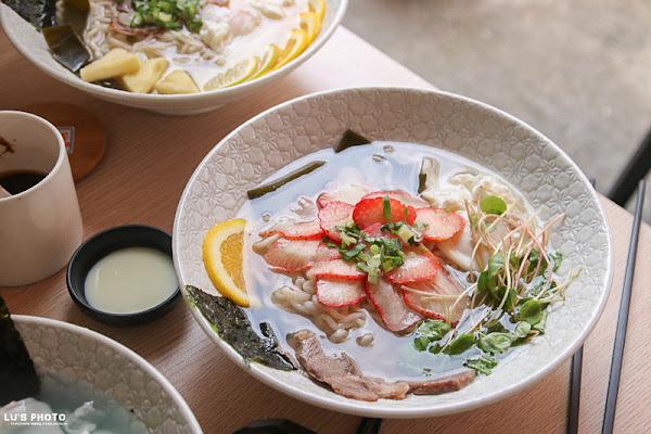 『鍋來了 鍋燒料理』風糜日本的水果拉麵來啦!你敢來嚐嚐鮮嗎?|鍋物|鍋燒|東安|
