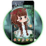 Princess Cute Theme HD